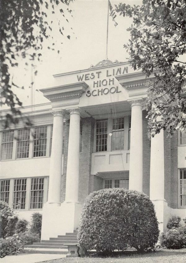 1947 view of WLHS