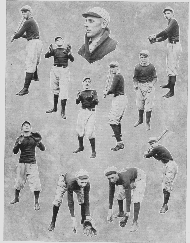 1922 Baseball Team