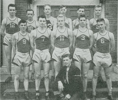 1944 Boys Basketball
