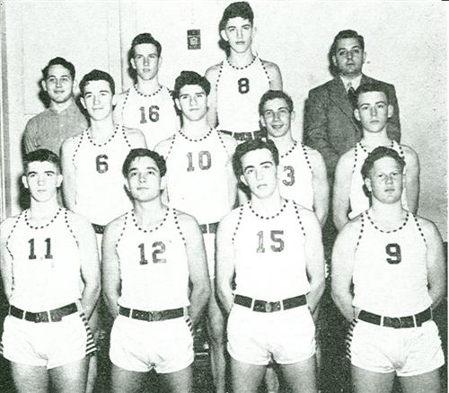 1950 Basketball Team