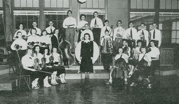 1950 Orchestra