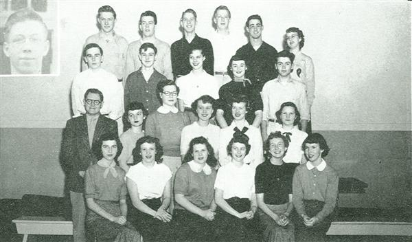 1950 Thespians