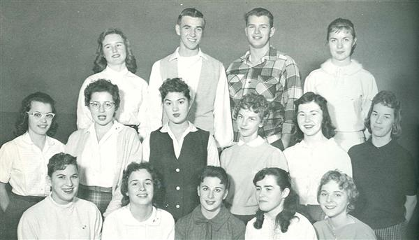 1959 Thespians