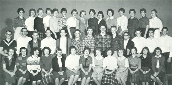 1961 Honor Society