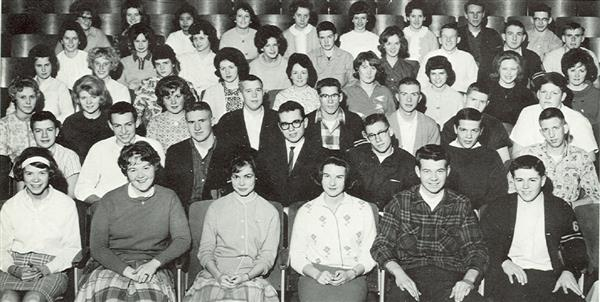 1963 Student Council