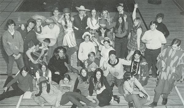 1971 Thespians