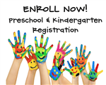 Preschool & K Registration