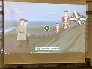 French & Indian War!