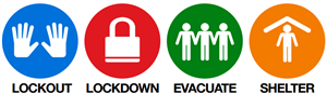 Standard Response Protocol Icons