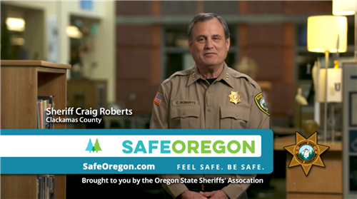 SafeOregon is an anonymous resource for students.
