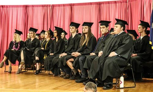 The Arts and Technology High School Class of 2018.