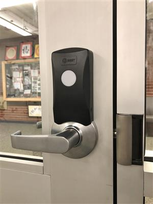 All WLWV schools would receive upgraded locks that can be activated with the push of a button.