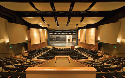 One of the proposed projects is a new performing arts center at Wilsonville High School.