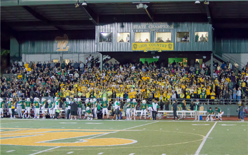 West Linn High School would receive an expanded stadium.
