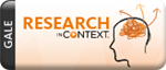 Gale Research in Context button
