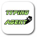 Typing Agent button