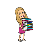 Mrs. Giese, Library Para Educator