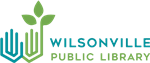 Wilsonville Public Library button