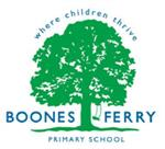 Boones Ferry Primary Logo.