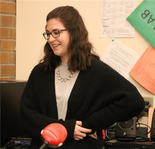 Emily Martin was recently named the Oregon High School Journalist of the Year.