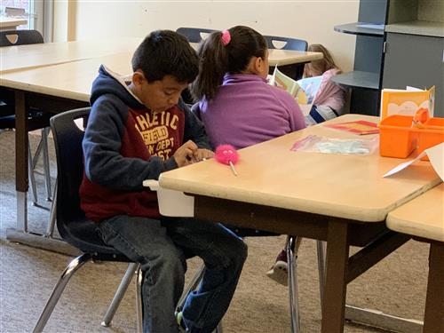 Summer Reading Program Builds Skills for Students From All