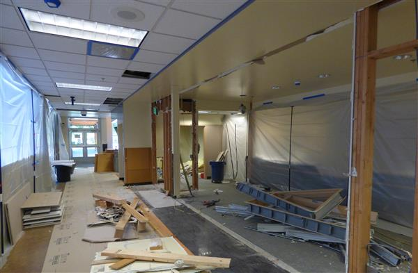 Boones Ferry Primary received several upgrades this summer.