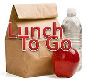 Lunch to go Photo