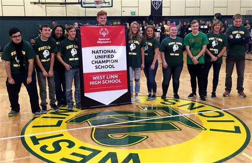 WLHS National Unified Champion School