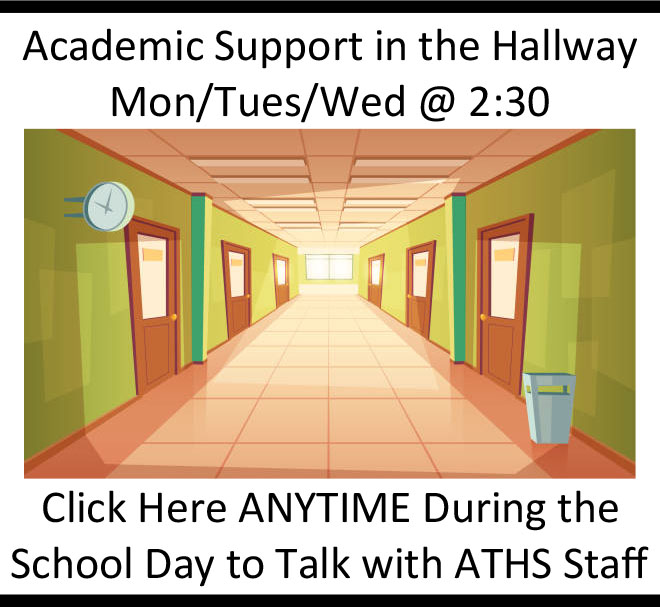 Click Here to Talk with ATHS Staff