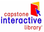 Capstone Interactive Library Button