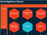 Investigations Math Games