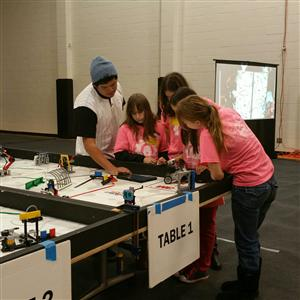 Lego Robotics Team